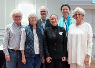 Visitors Attend Health Mentors Orientation