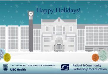 Happy Holidays from PCPE!