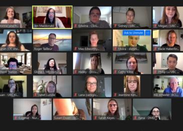 Patient & Community Voices: Last workshop for 2020-21